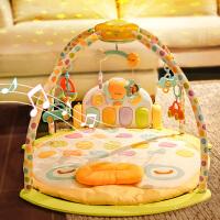 婴儿健身架器脚踏钢琴新生儿宝宝早教音乐玩具
