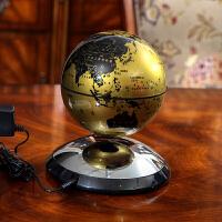 创意发光地球仪 自转磁悬浮地球仪工艺品摆件礼品