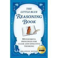 【预订】The Little Blue Reasoning Book: 50 Powerful