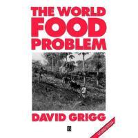 【预订】World Food Problem 2E