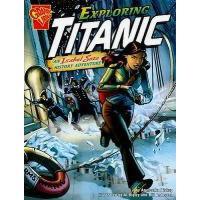 【预订】Exploring Titanic: An Isabel Soto History Adventure
