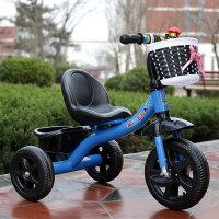 儿童三轮车脚踏车自行车男女三轮车3-6-8岁