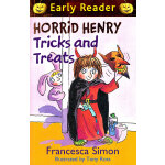 Horrid Henry Tricks and Treats (Orion Early Reader, Book/CD) 淘气包亨利-不给糖就捣蛋(书+CD) ISBN 9781409132158