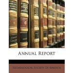 【预订】Annual Report