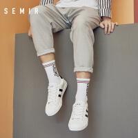 帆布鞋 男春夏韩版布鞋透气学生单鞋 运动板鞋小白鞋潮流社会鞋男