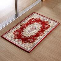 享家长方形欧式现代田园风地毯地垫029花型 提花客厅地毯 门垫 防滑垫
