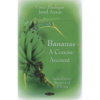 【预订】Bananas: A Concise Account