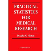 【预订】Practical Statistics for Medical Research