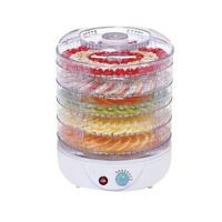 果蔬肉食品风烘干机干燥机家用电热水果风干机干果机 白色