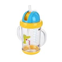 吸管杯 儿童学饮杯 婴儿水杯幼儿园宝宝吸管杯