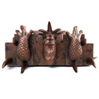 魔兽世界周边 黑暗之门相框手办模型 树脂 暴雪周边魔兽世界手办