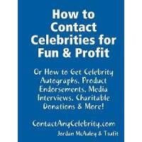 【预订】How to Contact Celebrities for Fun and Profit