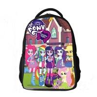 小马宝莉背包书包儿童双肩包可爱女孩公主小学生1-3-6年级5旅行包