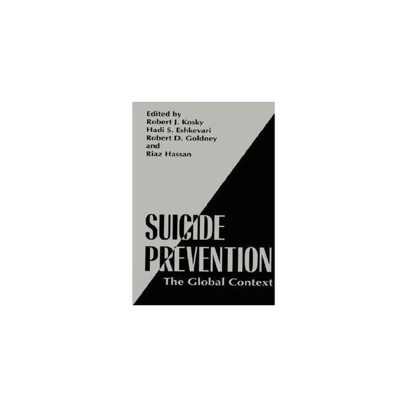 【预订】Suicide Prevention: The Global Context Y9780306458156 美国库房发货,通常付款后3-5周到货!
