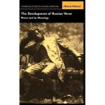 【预订】The Development of Russian Verse
