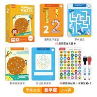 Six minutes of mindfulness training for a mental maze 低幼儿童启蒙