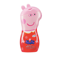 英国Peppa Pig小猪佩奇2合1儿童洗发水乳木果 350ml