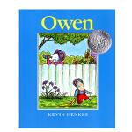 Owen ( Caldecott Honor Book) 阿文的小毯子[4-8岁]