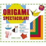 【预订】Origami Spectacular! Kit [With Origami Papers 158