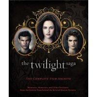 暮光之城系列:完整的电影资料馆 英文原版 The Twilight Saga: The Complete Film A