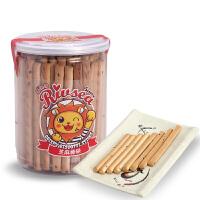 禾泱泱RIVSEA 芝麻棒饼 儿童零食营养辅食宝宝营养磨牙饼干 180g