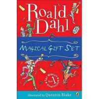 【预订】Roald Dahl Magical Gift Set