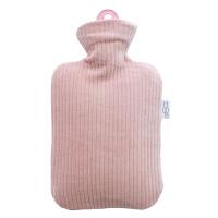 热水袋女注水随身毛绒布大小号成人婴儿灌水暖宫学生暖水袋暖手宝