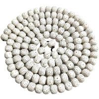 藏友级 星月菩提子108颗正月手串海南毛感料干磨高密男士女士项链