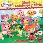 【预订】Lalaloopsy: Meet the Lalaloopsy Girls