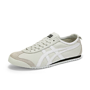 【新品】Onitsuka Tiger鬼�V虎休闲鞋小白鞋男鞋女鞋MEXICO 66 D4J2L-9001