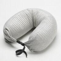 u型枕头护颈枕靠枕护颈椎脖子午睡学生飞机旅行枕 棉枕头