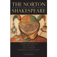 The Norton Shakespeare:Based on the Oxford Edition,2nd Ed【英文原版】诺顿莎士比亚:基于牛津版第2版