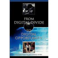 【预订】From Digital Divide to Digital Opportunity