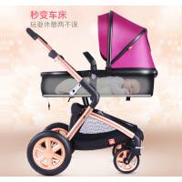 gb好孩子婴儿推车高景观超可坐可躺宝宝避震折叠手推车儿童GB300