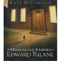 The Miraculous Journey of Edward Tulane 【精装】英文原版 爱德华的奇妙之旅《来