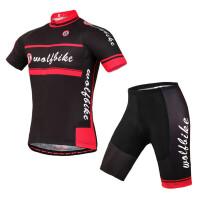 骑行服套装 男女款夏季透气速干山地自行车短袖单车服