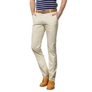 【两条99元】男士修身休闲裤