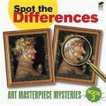 【预订】Spot the Differences Book 3: Art Masterpiece