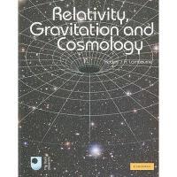 【预订】Relativity, Gravitation and Cosmology