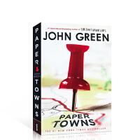 英文原版读物 Paper Towns 纸镇 纸上城市 John Green约翰格林电影原著小说书青年中小学阅读课外辅导