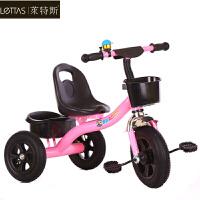 儿童三轮车宝宝脚踏车自行车小孩婴幼儿1-3-5岁宝宝手推车