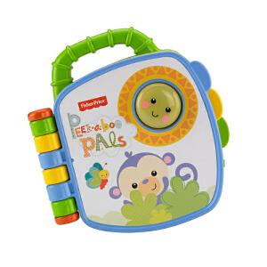 [当当自营]Fisher Price 费雪 小动物学习书 双语 婴儿玩具 BFH81