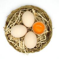 【湖北特产】宜昌特产 蛋之语 60枚 无公害林下散养土鸡蛋 净重3000g 只发两天内新鲜蛋 老人病人儿童孕妇食用