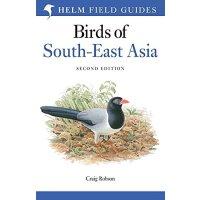 东南亚鸟类百科【现货】英文原版 A Field Guide To The Birds Of South-East Asia 百科全书