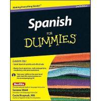 【预订】Spanish For Dummies, 2Nd Edition With Cd