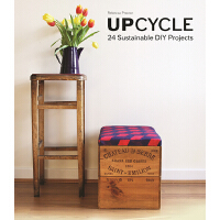 【正版现货】Upcycle DIY Projects 升级改造 DIY手工制作产品 励志实用 设计书籍