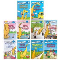 【全店300减100】英文原版绘本 Danny and the Dinosaur 10册合售 恐龙系列汪培�E推荐书单1阶