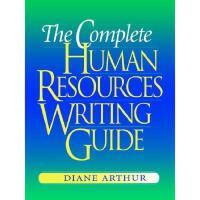 【预订】The Complete Human Resources Writing Guide