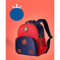 学生书包男童女孩1年级幼儿园儿童背包4-6周岁宝宝双肩包