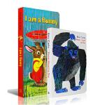 【顺丰速运】英文原版 I am a Bunny /From Head To Toe我是一只兔子/ 从头到脚 幼儿童英语